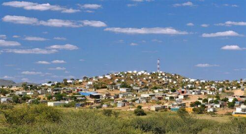 Katutura Namibie
